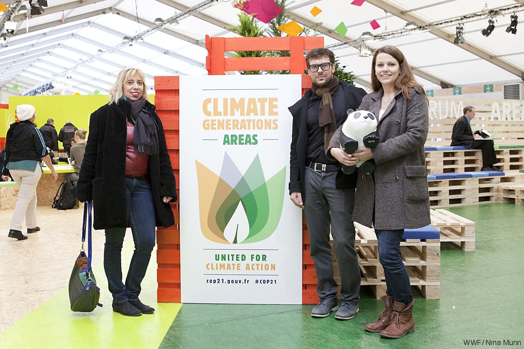 Plusieurs expositions COP 21 sur les enjeux du réchauffement climatique