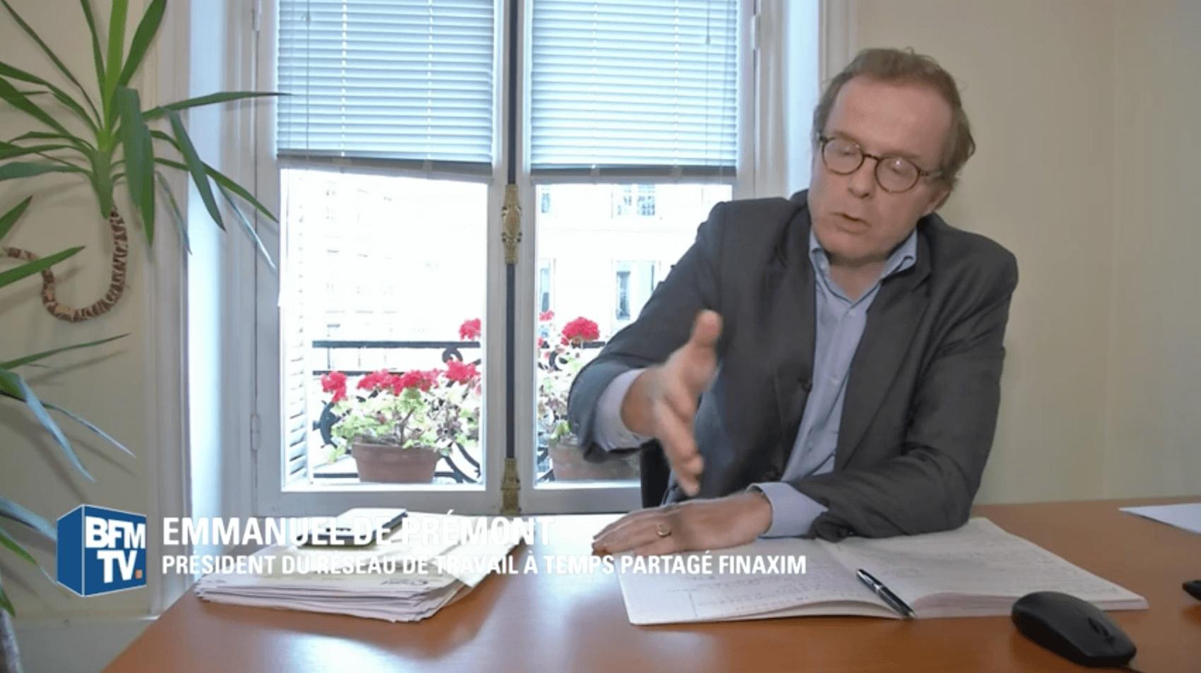 Accompagnement des relations presse àParis du réseau de DRH Finaxim