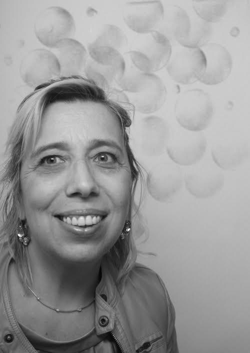 Magali Faget, directrice de l'agence