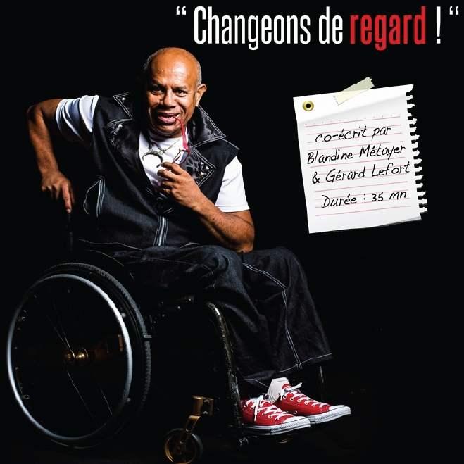 Conférence de presse «Changeons de regard!» sur le handicap