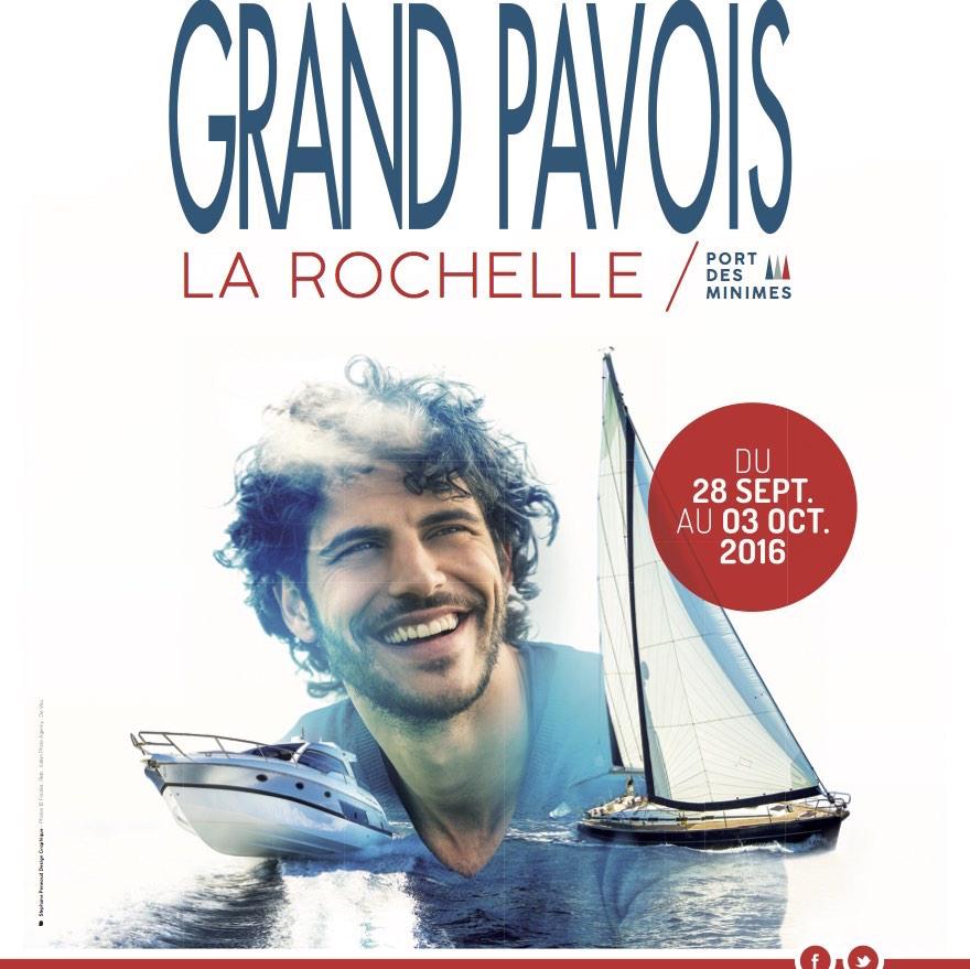 Médiatisation Grand Pavois de la Rochelle 2016