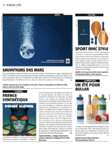 A Nous Paris annonce la campagne WWF sur Paris Plage 2016