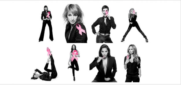 Shooting cancer de la femme