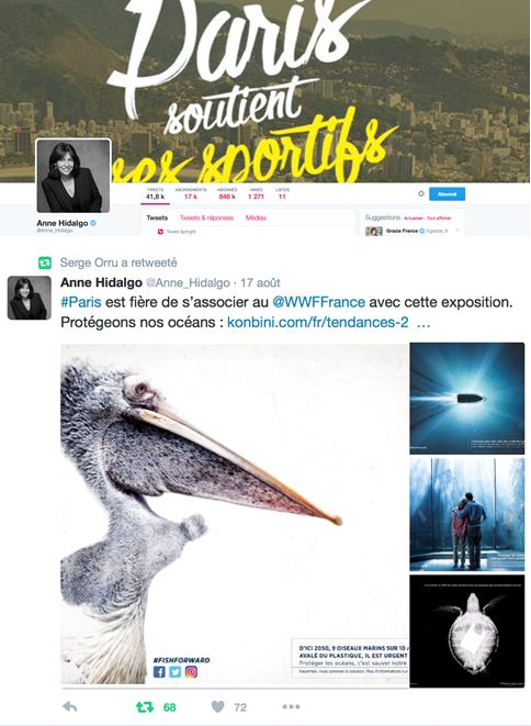 tweet anne hidalgo