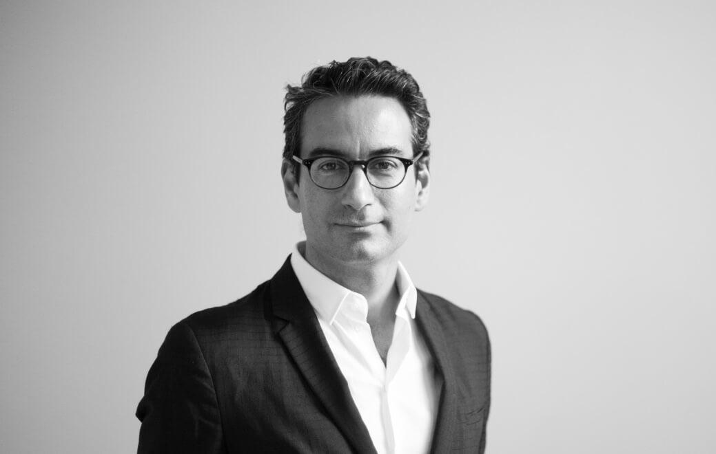 Philippe Goldman Portrait