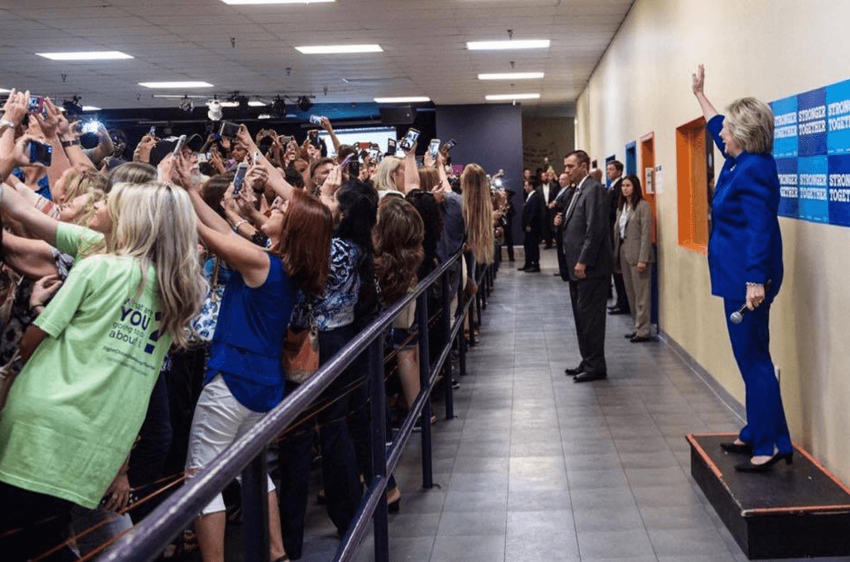 selfie-presidentiel