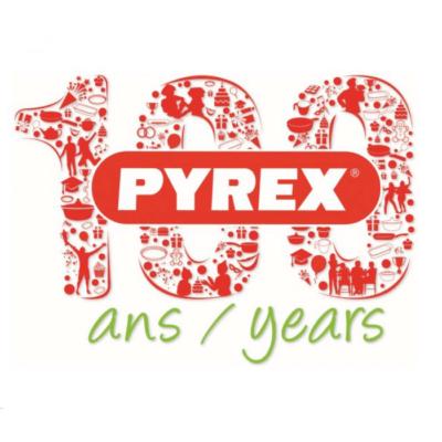 Anniversaire de marque: 100 ans de Pyrex