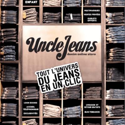 Lancement du premier E-Shop Français dédié aux Jeans