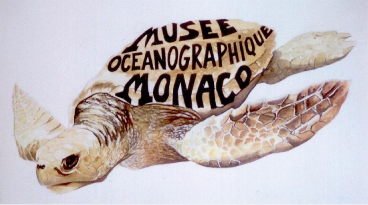 Organisation d'une exposition au musée océanographique de Monaco