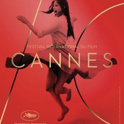 #Cannes2017 c'est parti!