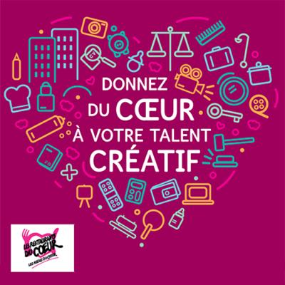 Edition 2018 des Creative Awards by Saxoprint avec les Restos duCœur!