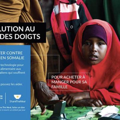 La prochaine campagne PAM de la Banque Mondiale Alimentaire