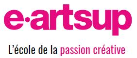 logo de l'école e.artsup