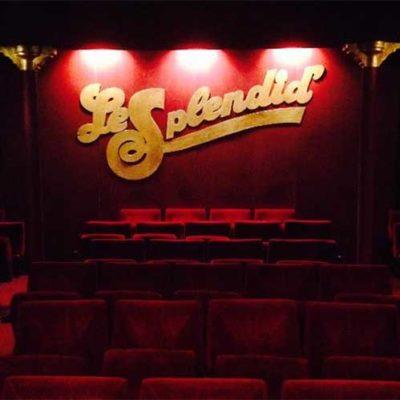 Le théâtre du Splendid et le Café de la Gare soutiennent les Creatives Awards 2018