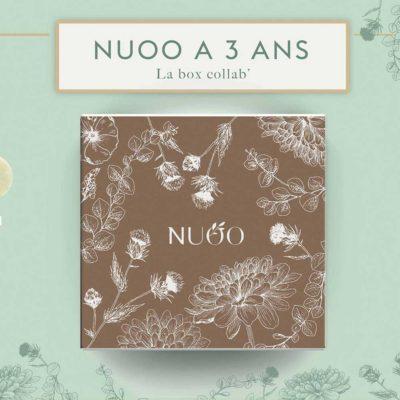 L'e‑shop beauté bio Nuoo confie son image àl'agence Mlle Pitch!