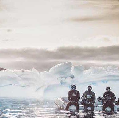 Retour d'expédition en antarctique – mars 2019