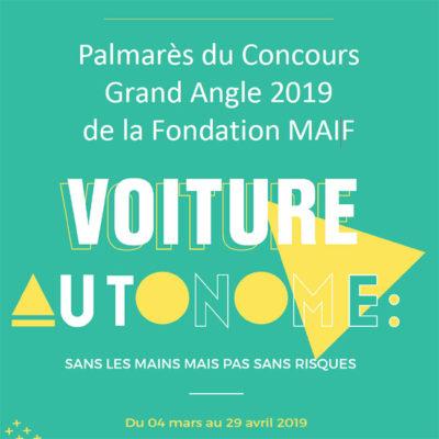 Palmarès 2019 4è Edition concours films courts fondation Maif