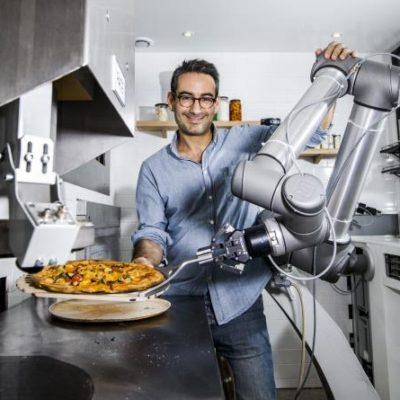 Découvrez la Food Robolution française avec MllePitch