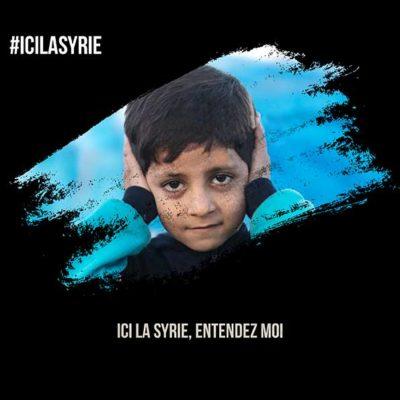 Sensibiliser sur l'urgence médicale en Syrie avec le spot «Ici la Syrie, entendez-moi»