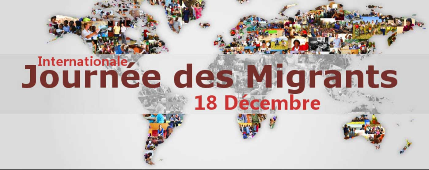 France24 - Journée internationale des migrants - 18 décembre