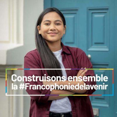 Pour ses 50 ans, la francophonie célèbre la jeunesse francophone avec Mlle Pitch