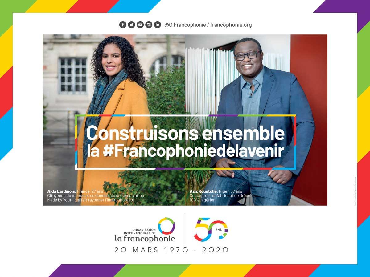 Construisons ensemble la #francophoniedelavenir