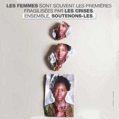 Campagne «La Francophonie avec elles» pourl'OIF