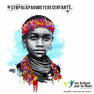 Une nouvelle campagne solidaire pour encourager àparrainer les enfants pauvres