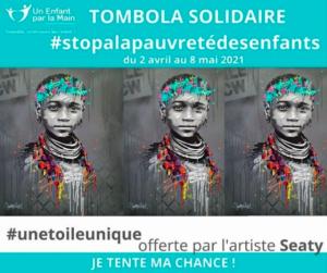 #stopalapauvratedesenfants du 2 avril ai 8 mai 2021