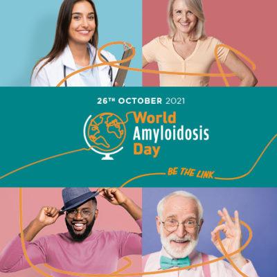 Organisation de la première Journée Mondiale de l'Amylose – 26 octobre 2021