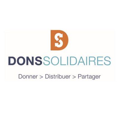 Médiatisation des événements de dons solidaires pendant toute l'année 2021