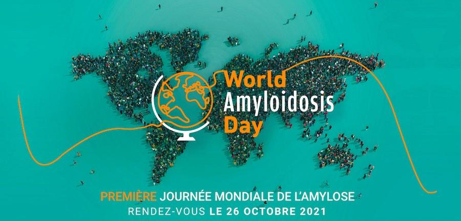 Première journée mondiale de l'amylose - Rendez-vous le 26 octobre 2021